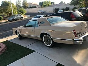 1979 Lincoln Continental for sale 101039602
