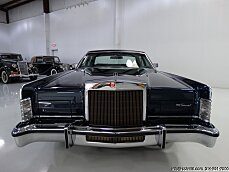 1979 Lincoln Continental for sale 101040981