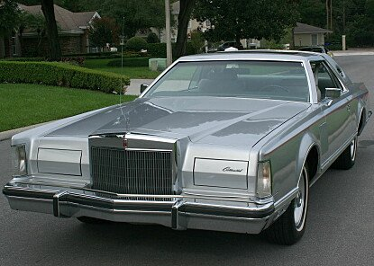 1979 Lincoln Mark V for sale 100750944