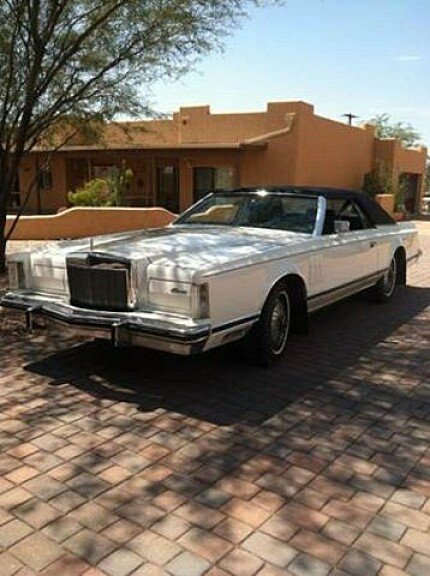 1979 Lincoln Mark V for sale 100722293