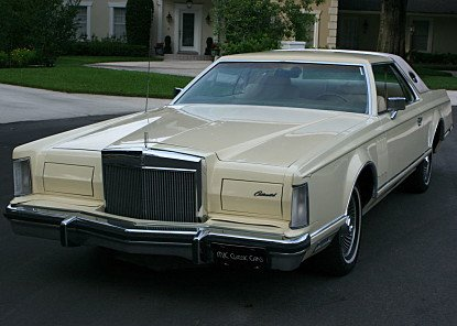 1979 Lincoln Mark V for sale 100772498