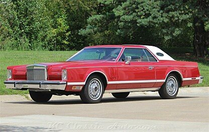 1979 Lincoln Mark V for sale 100895768