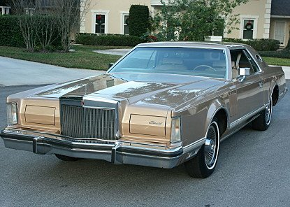 1979 Lincoln Mark V for sale 100940687