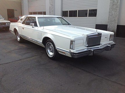 1979 Lincoln Mark V for sale 100944839