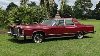 1979 Lincoln Other Lincoln Models for sale 100925422