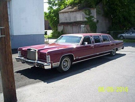 1979 Lincoln Other Lincoln Models for sale 100953709