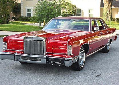 1979 Lincoln Other Lincoln Models for sale 101009671
