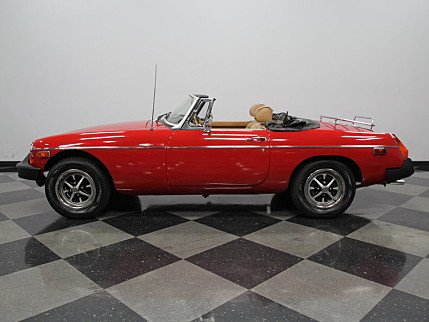 1979 MG MGB for sale 100726903