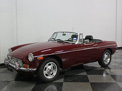 1979 MG MGB for sale 100728009