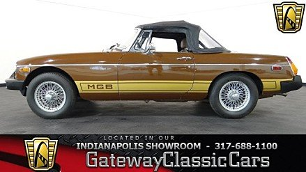 1979 MG MGB for sale 100739417