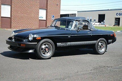 1979 MG MGB for sale 100780920