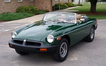 1979 MG MGB for sale 100786102