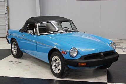 1979 MG MGB for sale 100805874