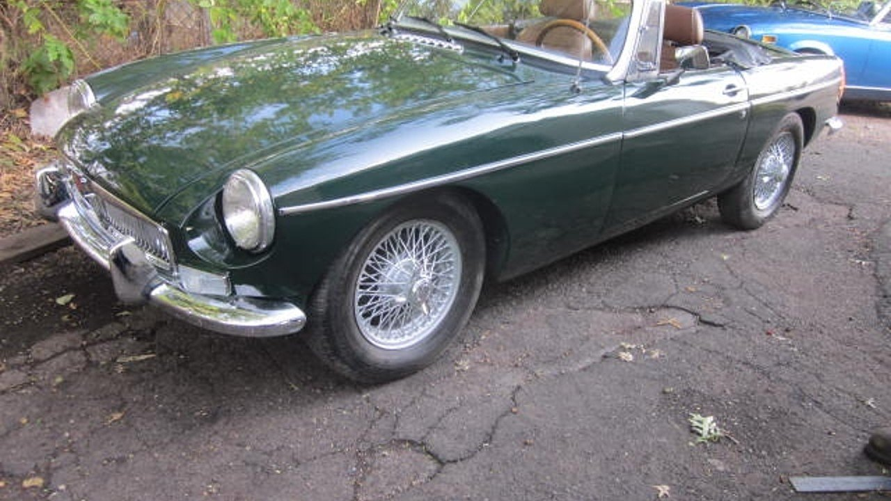 1979 MG MGB for sale 100765080