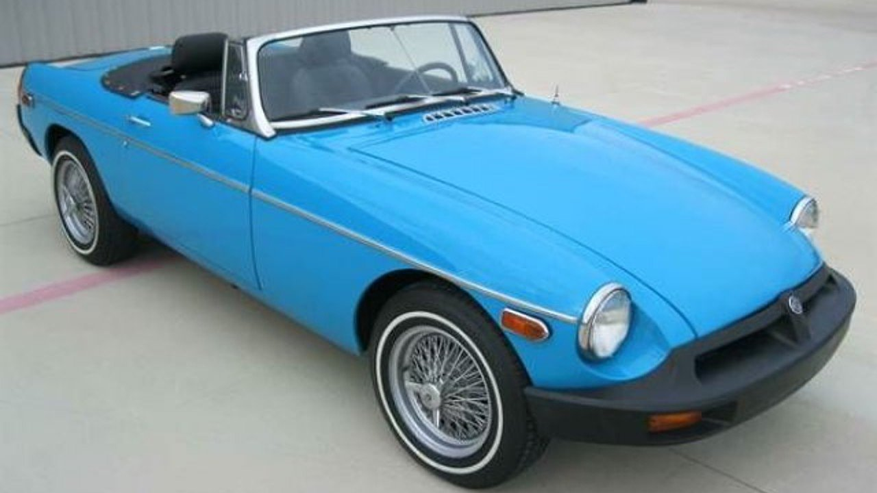 1979 MG MGB for sale 100877930