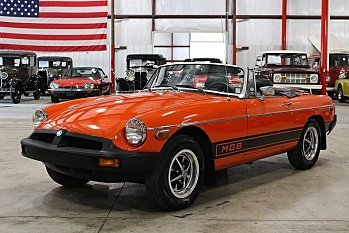 1979 MG MGB for sale 100879274