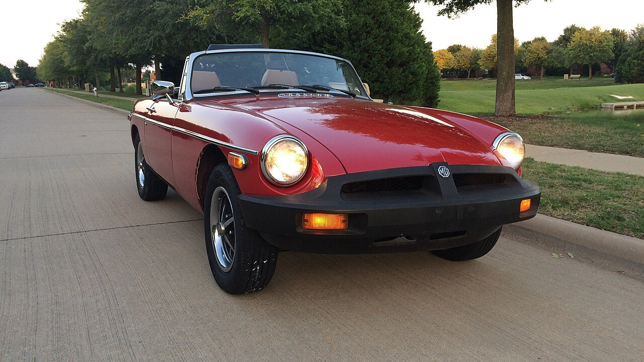 1979 MG MGB for sale 100882925