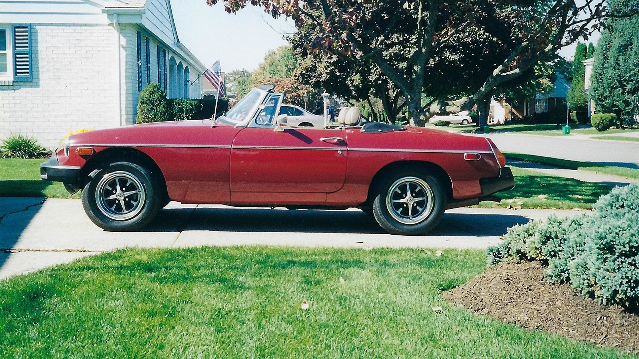 1979 MG MGB for sale 101011824