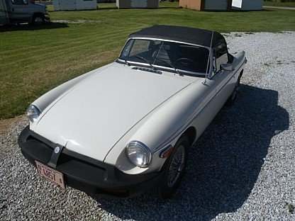 1979 MG MGB for sale 100789884