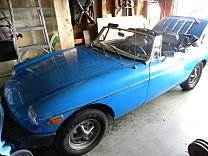 1979 MG MGB for sale 100871723