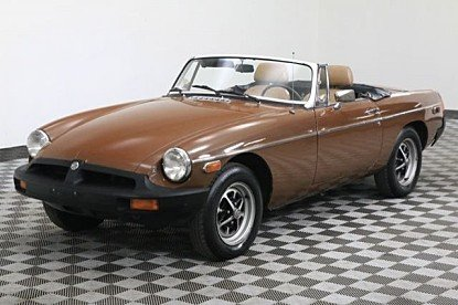 1979 MG MGB for sale 100882083