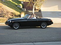 1979 MG MGB for sale 100900105