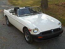 1979 MG MGB for sale 100911550
