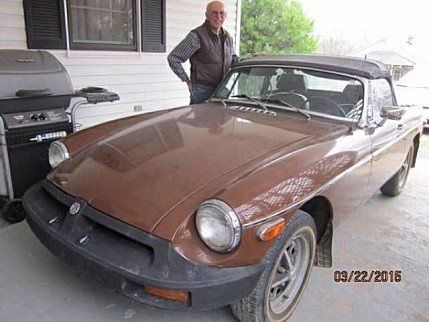 1979 MG MGB for sale 100913435