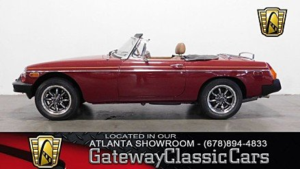 1979 MG MGB for sale 100921704