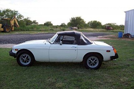 1979 MG MGB for sale 100942063