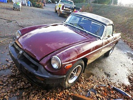 1979 MG MGB for sale 100982670