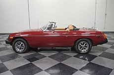 1979 MG MGB for sale 100985810