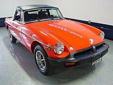 1979 MG MGB for sale 101002937
