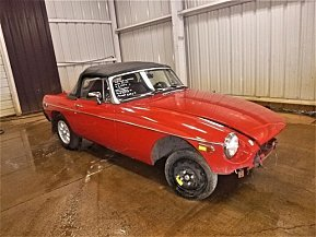 1979 MG MGB for sale 101003345