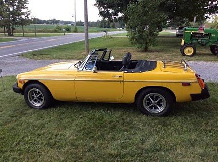 1979 MG MGB for sale 101005321
