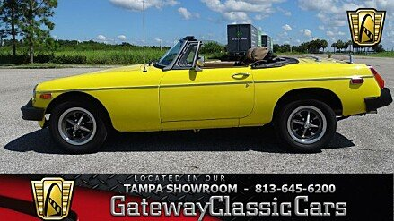 1979 MG MGB for sale 101013315