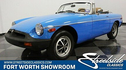 1979 MG MGB for sale 101014033