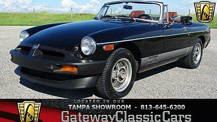 1979 MG MGB for sale 101030541