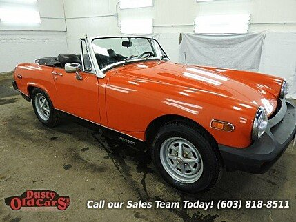 1979 MG Midget for sale 100755331