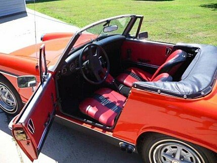 1979 MG Midget for sale 100827401