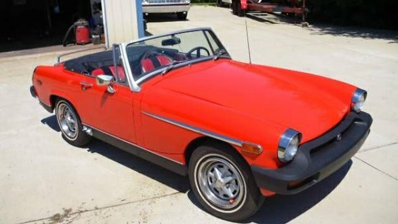1979 MG Midget for sale 100898700