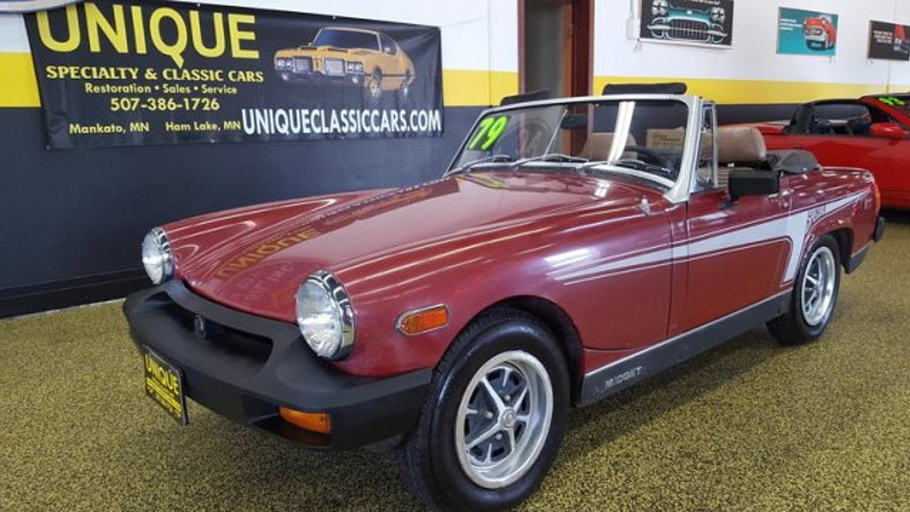 1979 MG Midget for sale near Mankato, Minnesota 56001 - Classics on ...
