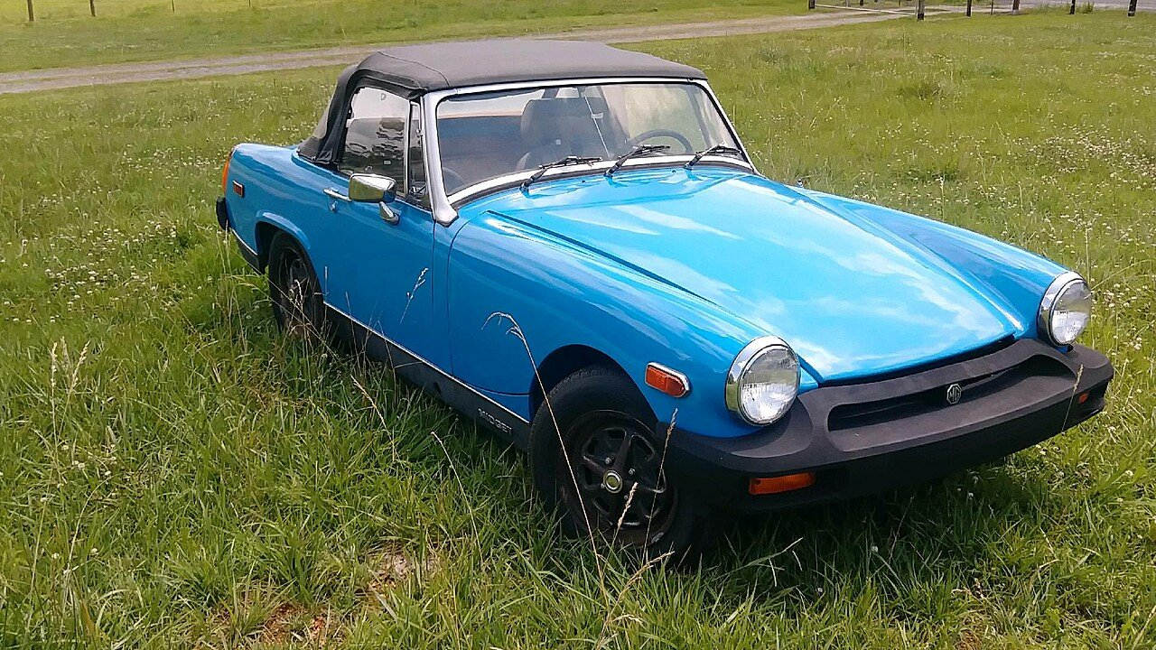 1979 MG Midget for sale 101011632