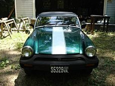 1979 MG Midget for sale 101030015