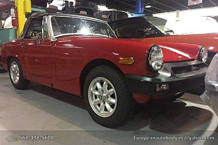 1979 MG Other MG Models for sale 100953426