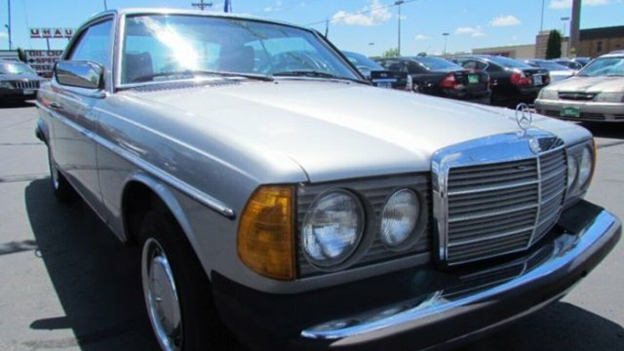 1979 Mercedes-Benz 280CE for sale near Cadillac, Michigan 49601 ...