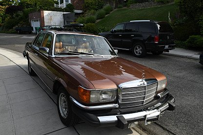 1979 Mercedes-Benz 300SD for sale 100910517