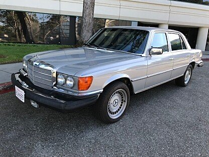 1979 Mercedes-Benz 450SEL for sale 101004860