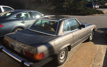 1979 Mercedes-Benz 450SL for sale 100737391