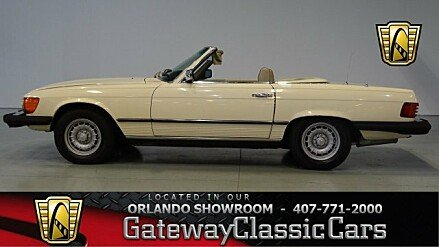 1979 Mercedes-Benz 450SL for sale 100788196